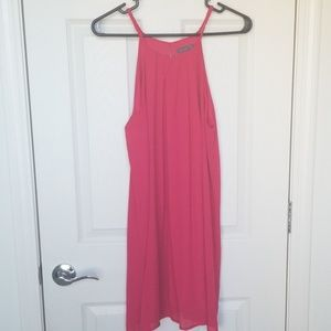Hot Pink Sundress